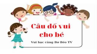 Câu Đố Vui Cho Bé Chủ Đề Động Vật Nuôi Trong Gia Đình/ Dạy Con Thông Minh Sớm/ Bơ Béo TV