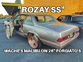 "Florida Classic 2016: ""Rozay SS""--Chevrolet Malibu on 26"" Forgiato Alneato's"