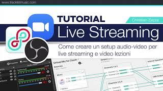 Tutorial Live Streaming - Presentazione del corso