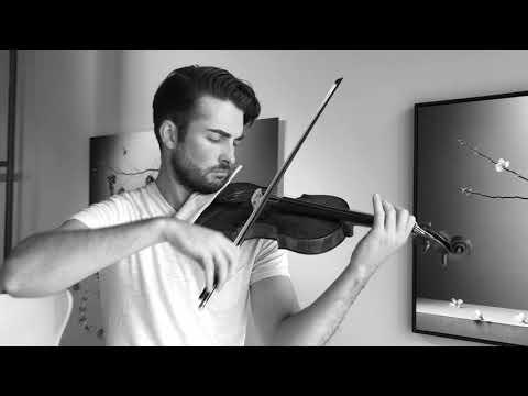 J.S.Bach | Violin Solo Partita No.2 BWV 1004 | Sarabande | Niek Baar, Violin