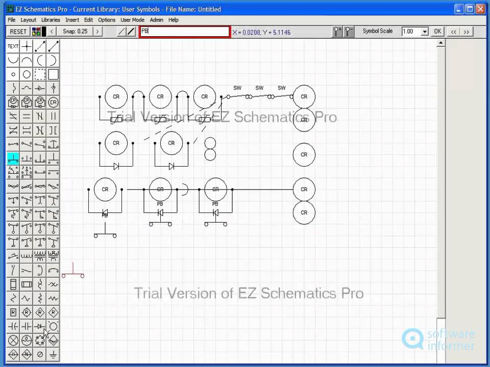how to use ez schematics pro youtube rh youtube com Variable Frequency Drive Pneumatic and Hydraulic Schematic Symbols