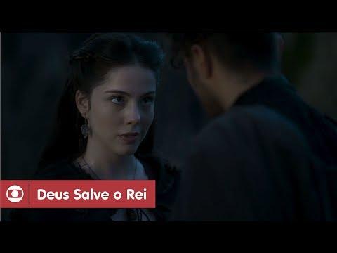 Deus Salve O Rei: capítulo 42 da novela, segunda, 26 de fevereiro, na Globo