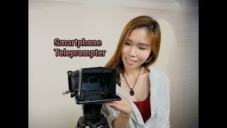 Best Smartphone Telepromter - How To Remember Script Without Memorise - | LeticiaPlay |