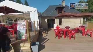 Vidéo camping L'Orée de Deauville