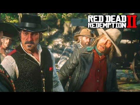 Истинная ЛИЧИНА ДАТЧА - RED DEAD REDEMPTION Прохождение #36