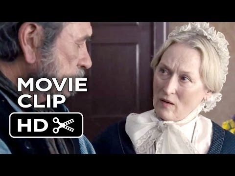 The Homesman Movie CLIP - Arriving at Mrs. Carter's (2014) - Meryl Streep, Tommy Lee Jones Movie HD streaming vf