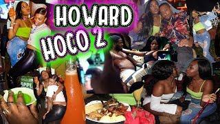 Gambar cover BRUNCH, TAILGATE AND TRAVEL IN DC | HOWARD HOMECOMING COLLEGE VLOG 2018