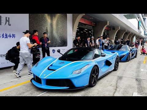 China's Largest Hypercar Track Day | Part 2