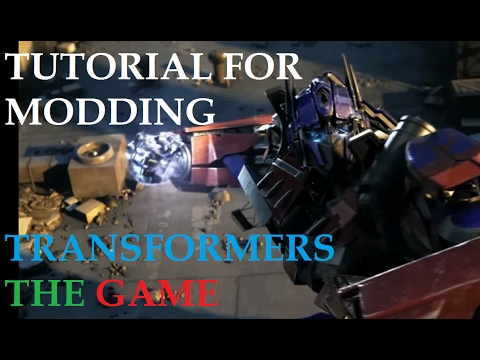 My Transformers The Game Mods /w Download links | TFW2005 - The 2005