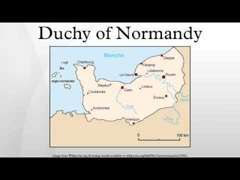 Duchy of Normandy