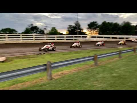 Southern Iowa Speedway Non Winged Sprint Cars 7-10-19