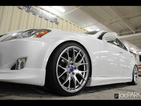 Lexus Is250 350 Some Of Best Looking Wheels Youtube