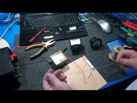 Как из миллиамперметра сделать амперметр