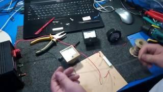 Расчет шунта для амперметра без формул!!(Видео о том, как сделать шунт для амперметра на нужный вам ток.Расчет шунта для амперметра без всяких формул..., 2016-07-29T17:11:09.000Z)