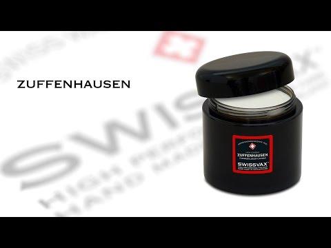 SWISSVAX ZUFFENHAUSEN Premium wax for Porsche paint systems, 200 ml