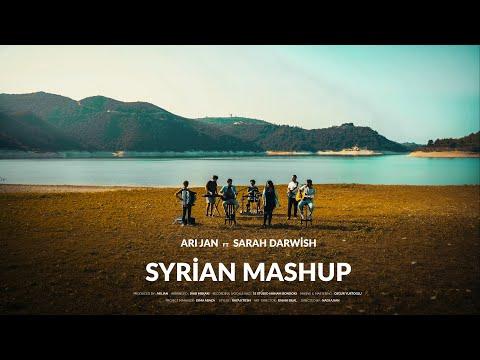 Ari Jan - Kurdish Mashup ft. Rasha Bilal [ Official Music Video ]