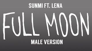 [MALE VERSION] Sunmi ft. Lena - Full Moon