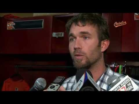 J.J. Hardy talks about the club's mentality after a 10-1 loss