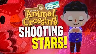 Everything You Need To Know: Animal Crossing Shooting Stars! Celeste, Meteor Showers, Star Fragments