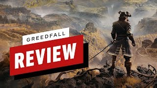 GreedFall Review (Video Game Video Review)