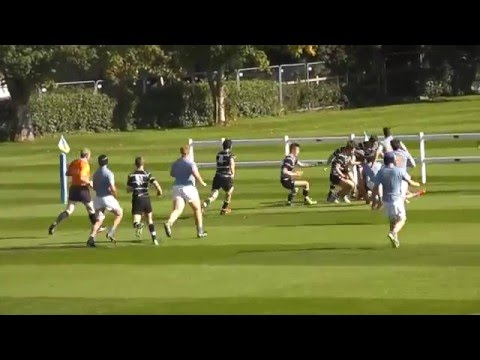 Rugby Highlights 2015/16 - Tom Lewis