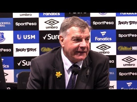 Sam Allardyce post match press conference | Everton 2-0 Brighton | Premier League reaction review