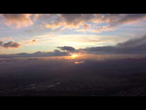 High Above San Fernando Valley using a Gopro 4 for the first time! Above All Aerial