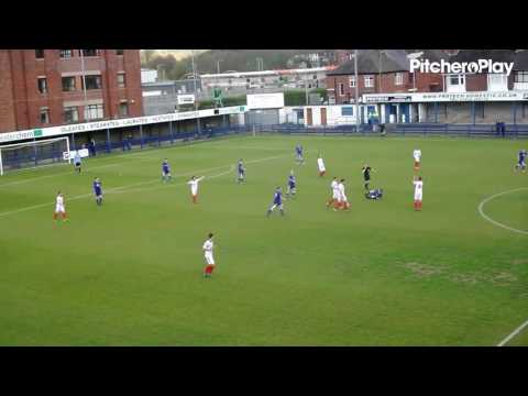 Leek Town 2 Lincoln United 2 - Sat 15th April 2017
