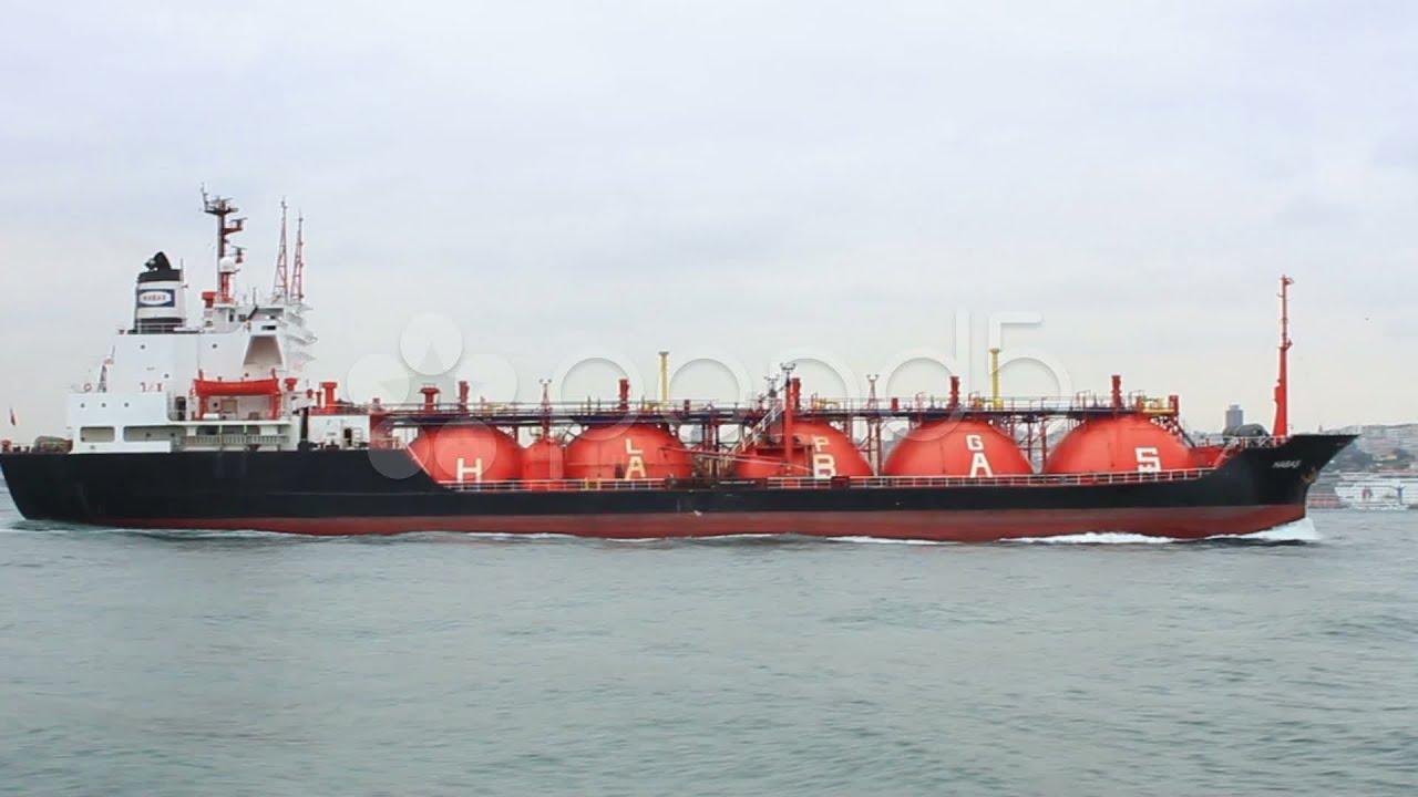 Tanker Ship Designed For Liquefied Petroleum Gas ...