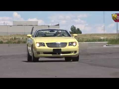 2007 Chrysler Crossfire Now Featured In Our Denver Showroom #22-DEN