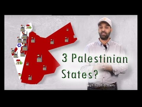 IS JORDAN PALESTINE? | Two State 'Solution' Explained