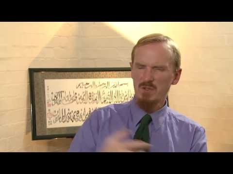 Dr. Timothy Winter (Abdal Hakim Murad) - Poetry and Music In Islam