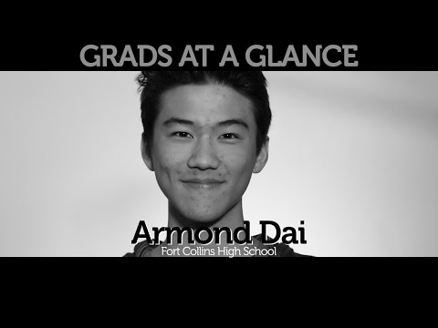 Fort Collins High School: Armond Dai