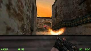 Counter-Strike: Condition Zero Deleted Scenes Walkthrough Recoil [1/2]