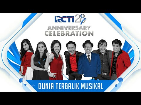 RCTI 28 Anniversary Celebration | Dadang Iri Sama Aceng Yang Mau Bikin Pesta Ultah