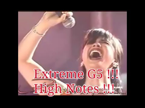Extreme G5 High Notes - Regine Velasquez