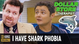 A Healthy Fear of Sharks - Dollar Store Therapist