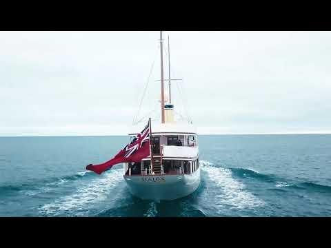 haida 1929  superyacht