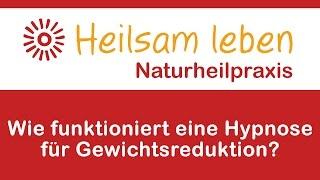 Wie funktioniert eine Hypnose für Gewichtsreduktion?