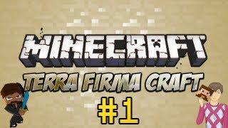 Terra Firma Craft #1 - Майн, ты ли это?