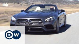 سيارة مرسيدس إس إل | عالم السرعة