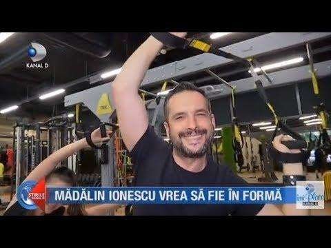 Stirile Kanal D (31.07.2018) - Cum se mentine Madalin Ionescu in forma? Editie COMPLETA