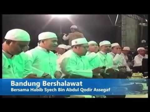 Bandung Bersholawat - Es Lilin