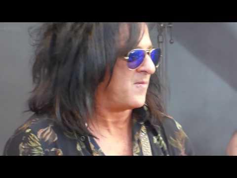 Steve Stevens & Band feat. Franky Perez  - Atomic Playboys (Live) @ Musikmesse Frankfurt 08.04.17