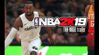 NBA 2K19- Trailer (Fan-Made)