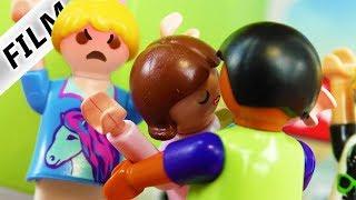 Playmobil Film Deutsch DAVE & HANNAHS COUSINE BEIM KNUTSCHEN GESEHEN! FREMDGEHEN? Familie Vogel