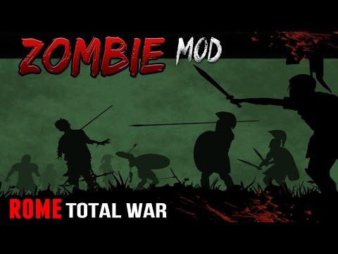 Zombie Mod - Rome Total War! (Pre-Beta)