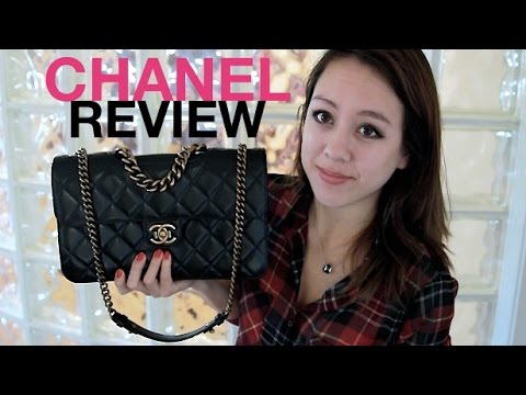 70b3c42912d6 Chanel Perfect Edge Flap Bag Unboxing - YouTube