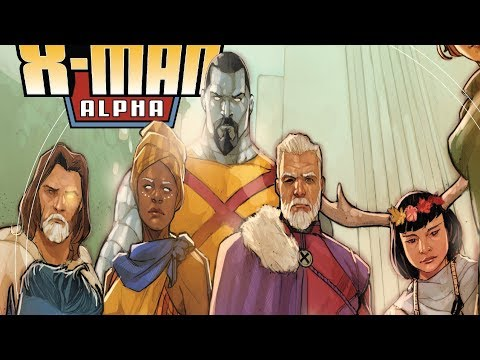 Age of X-man Alpha: The Event No One Wanted