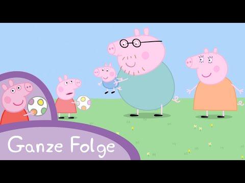 Peppa Pig Deutsch | Schweinchen in der Mitte (Ganze Folge)